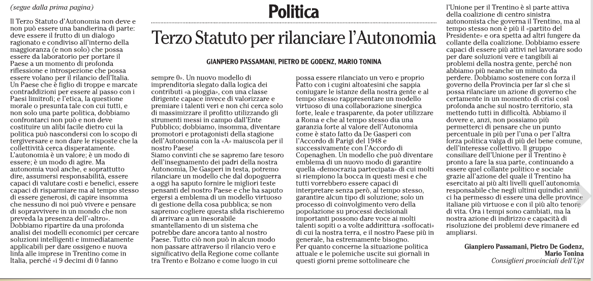 Adige del 31 ottobre 2014 1